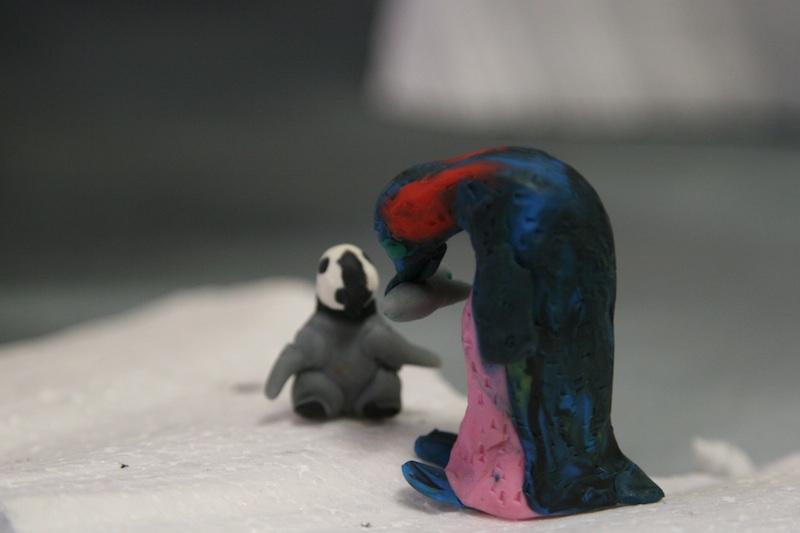 2 Pingouins Poisson