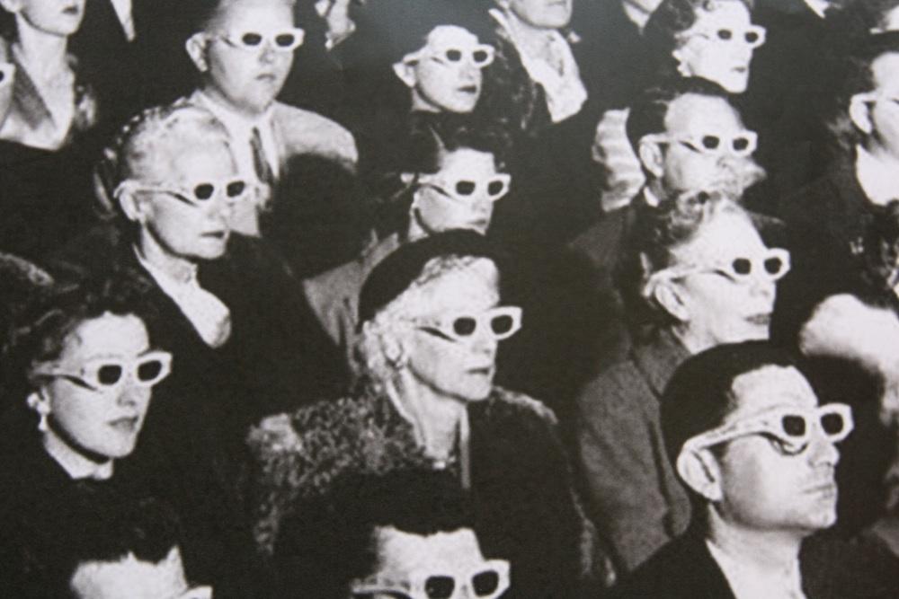 Spectateurs N&B